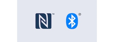 Logotipovi Bluetooth® i NFC