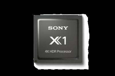 4K HDR Processor X1