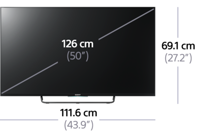 Slika – Full HD W75C s tehnologijom Android TV