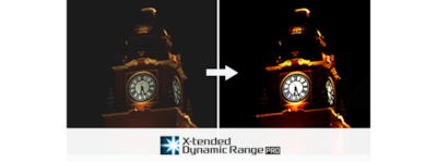 Logotip X-tended Dynamic Range