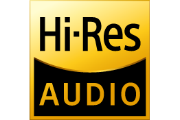 Logotip Hi-Res Audio