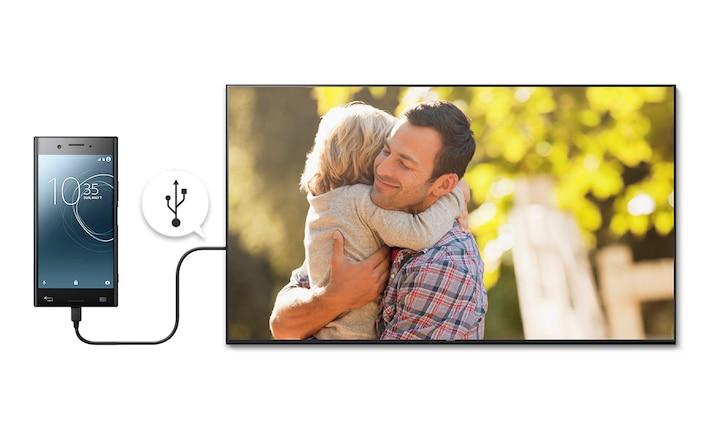Dijeljenje posebnih trenutaka s pametnog telefona na televizoru