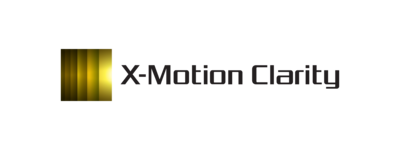 Logotip za X-Motion Clarity