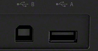 povežite pojačalo do komponentnih zvučnika